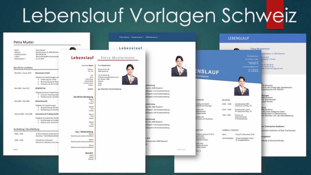 Kompendium Lebenslauf Aufbau Varianten Muster Hiob International